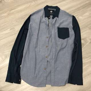 Cotton On Button Up Long Sleeve