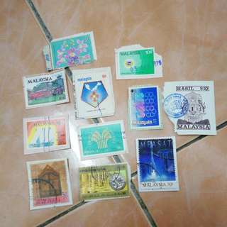 Malaysia stamps 05