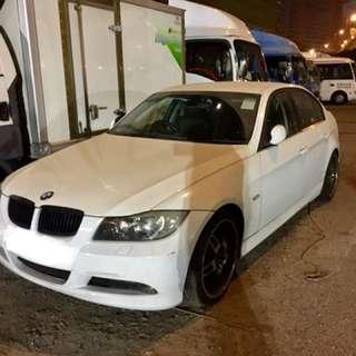 BMW 320I (1991cc) 2005