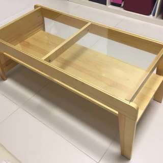 Coffee table W 105 D 45 H 40