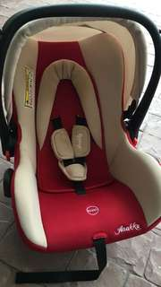ANAKKU baby carrier/carseat