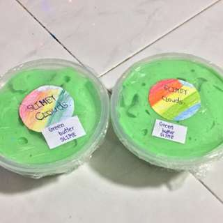Buy 2 Green Butter Slime (Get 10% Discount)