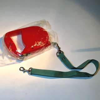 寵物用品 寵物伸縮自動牽引繩 拉繩 含頸圈 遛狗繩