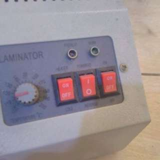 A3 Heavy Duty Laminator Machine