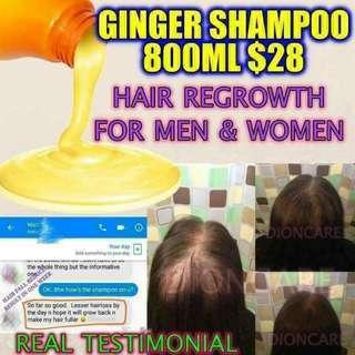 Anti Hair loss shampoo