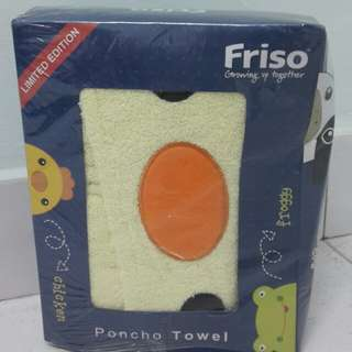 Frisco Poncho Towel (chicken)