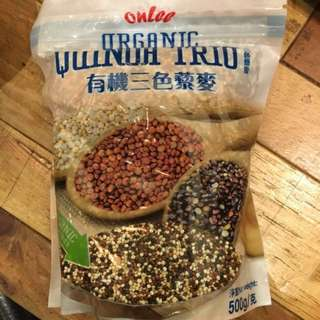 Organic Quinoa Trio 有機三色藜麥 500g