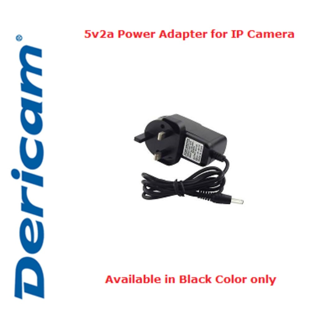 5V2A Power Adapter 3 5*1 35 for DERICAM FOSCAM WANSCAM Apexis IP Camera