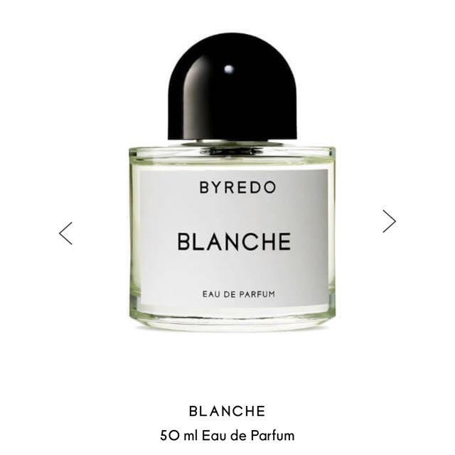 歐洲買 現貨 BYREDO BLANCHE 返璞歸真 香水50ml