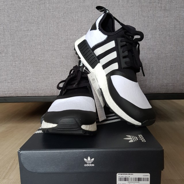 separation shoes 9ad3a 7b8ed Adidas x White Mountaineering NMD R1 US9.5