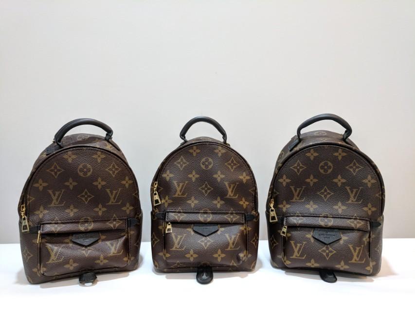 All ready stock! BNIB Authentic Louis Vuitton (LV) Palm Springs Mini ... a4d3e95216065