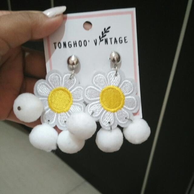 Anting Lucu Korea (Earring)