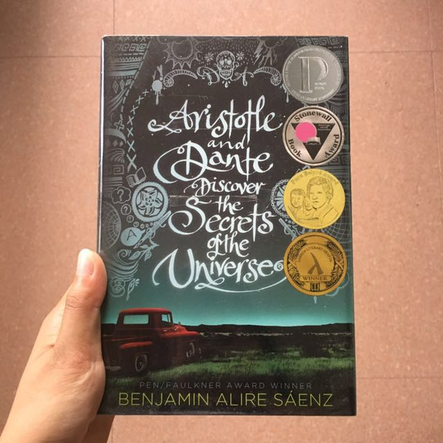 Aristotle and Dante Discover the Secrets of the Universe (Hardcover)
