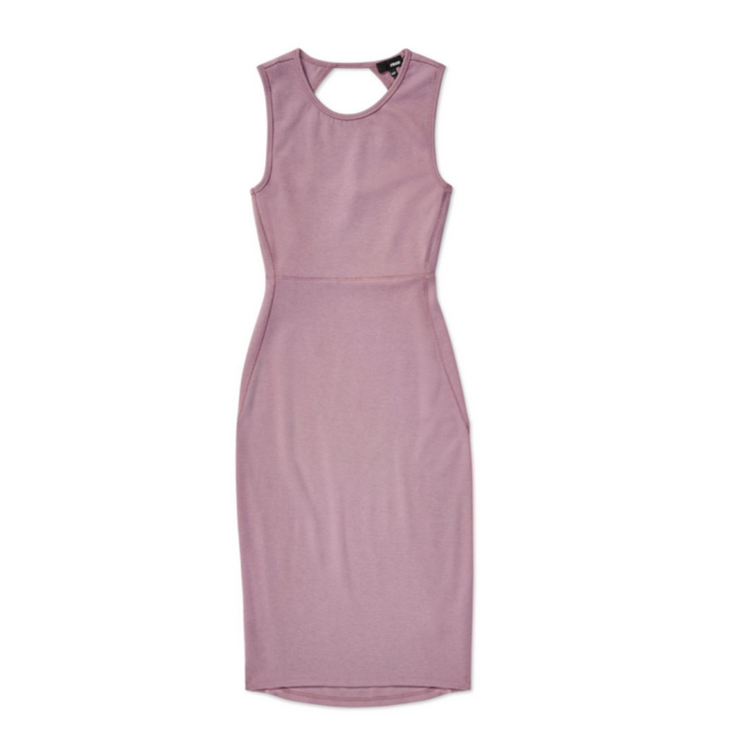 ARITZIA – WILFRED – LAVENDER FETES DRESS (SMALL) BRAND NEW