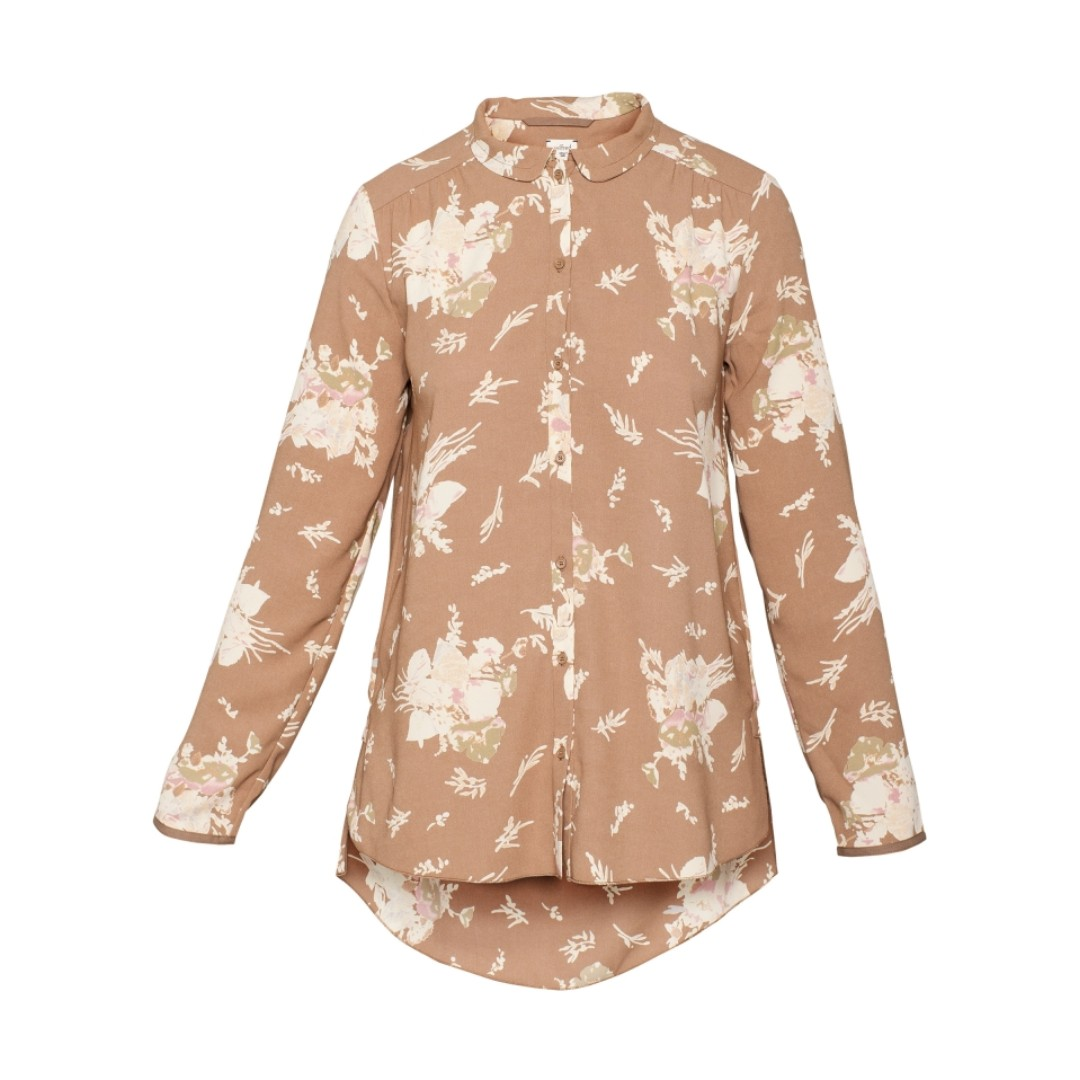 ARITZIA – WILFRED – SECHE GIULIA FLORAL BLOUSE (SIZE XXSMALL) WORN ONCE