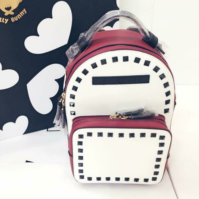 Auth Jelly Bunny mini Backpack