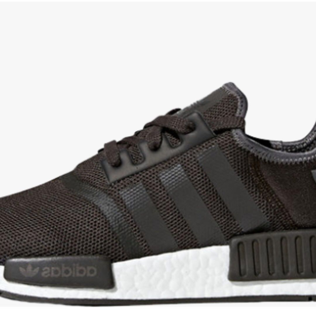 newest f4146 c39ad Authentic adidas NMD R1 Trace Grey Metallic | CQ2412 UK9 ...