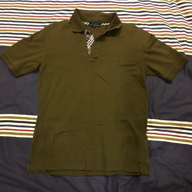 7d47c82d6 Authentic Burberry Blue Label Polo Tee, Women's Fashion, Clothes ...
