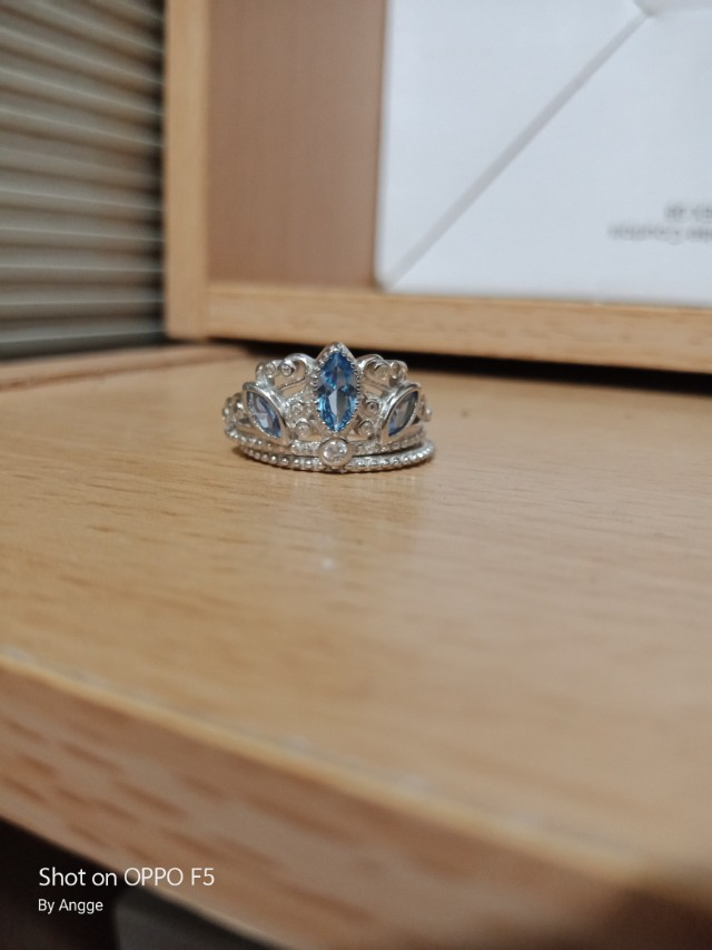 Authentic Crown Ring by Silverworks
