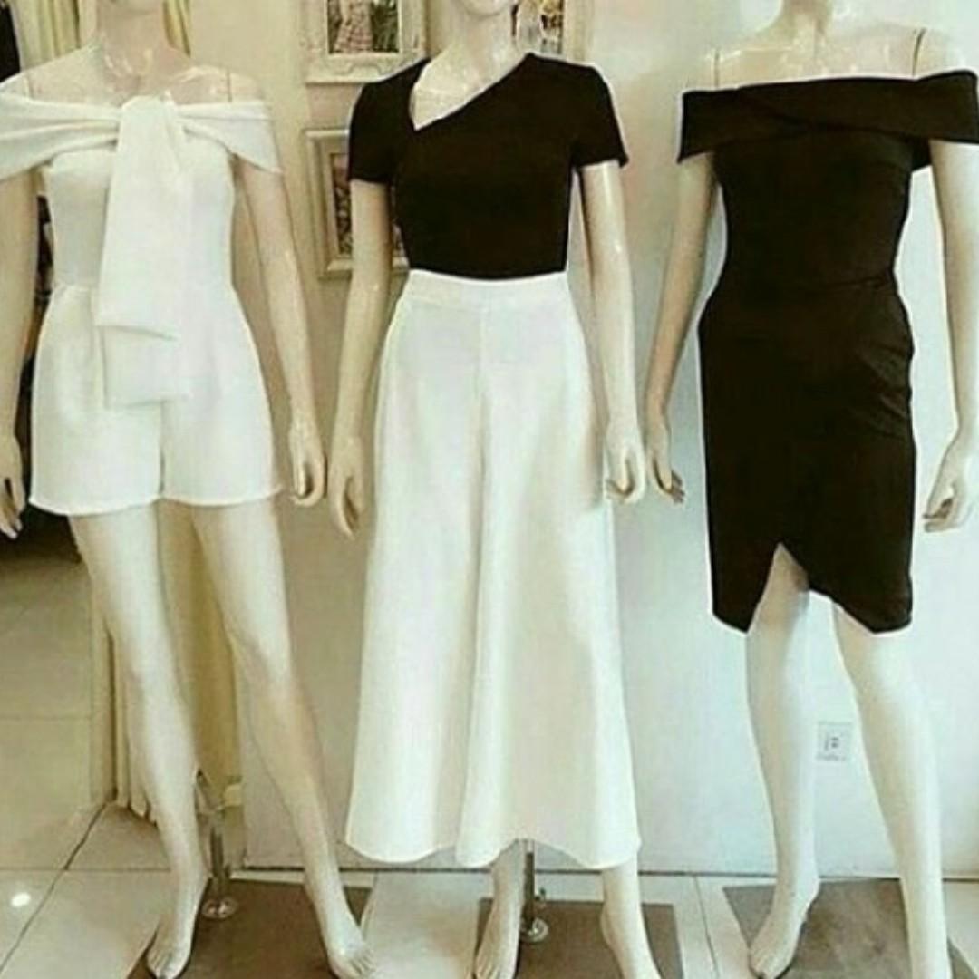 Ava Dress Gaun Pesta Casual Formal Semi Formal Custom