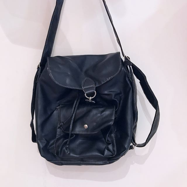 Black Bucket bag (with defect)