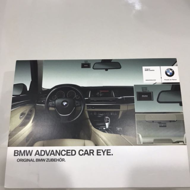 bmw advanced car eye car accessories on carousell. Black Bedroom Furniture Sets. Home Design Ideas