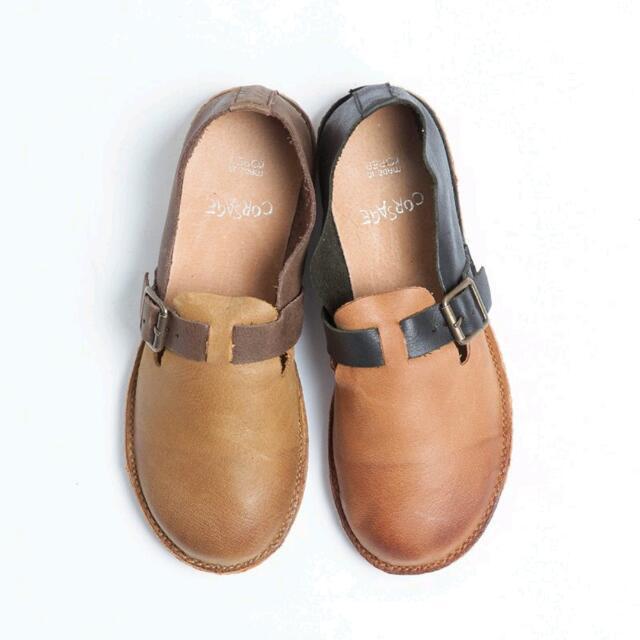 台灣設計師品牌 Corsage 跳躍彼得潘鞋 Pinkoi購入