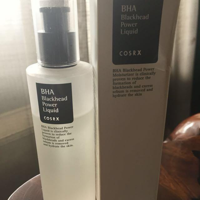 COSRX BHA blackhead power liquid