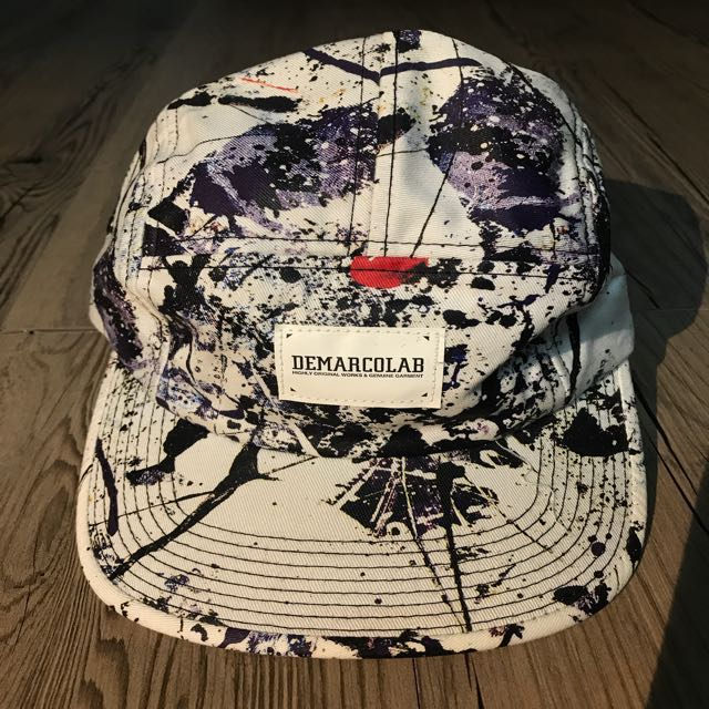 Demarcolab WINTER IN MOSCOW CAMP CAP supreme the north face 雪山