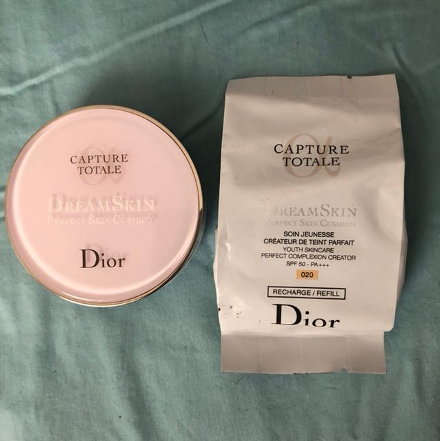 Dior dream skin perfect skin cusion refill