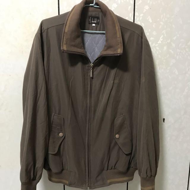 Dunhill英國品牌防風保暖外套