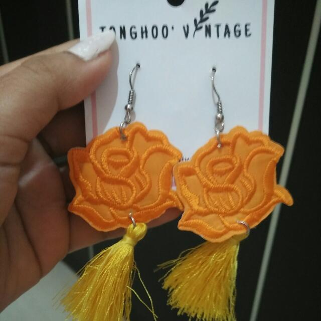 Earring Lucu Unik (Anting Korea)