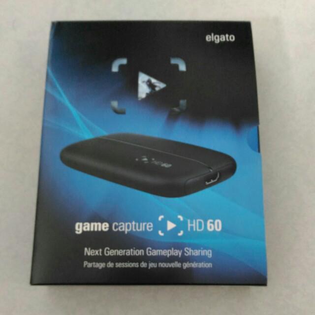 Elgato Capture Card HD60