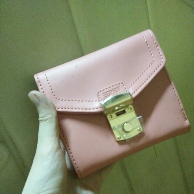 Esprit Pink Wallet
