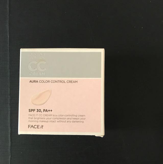 Face Shop Cc Cream