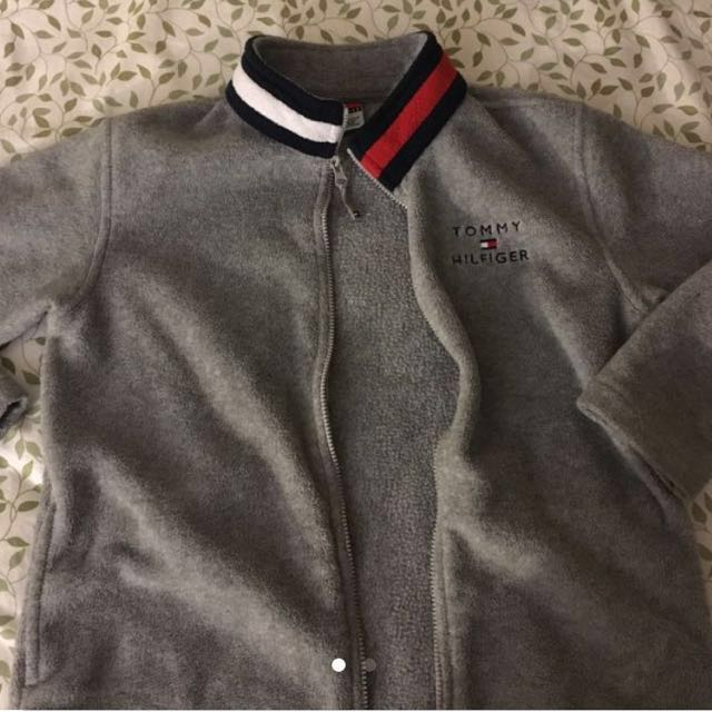 Fleece Tommy Hilfiger sweater