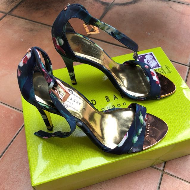 113b643b3c3 Floral strappy heels - Ted Baker - uk4