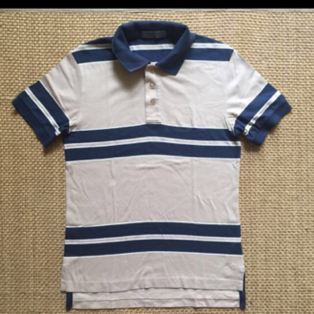 GIORDANO collared shirt
