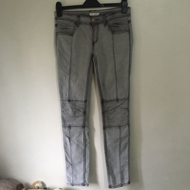 Gray Promod Pants