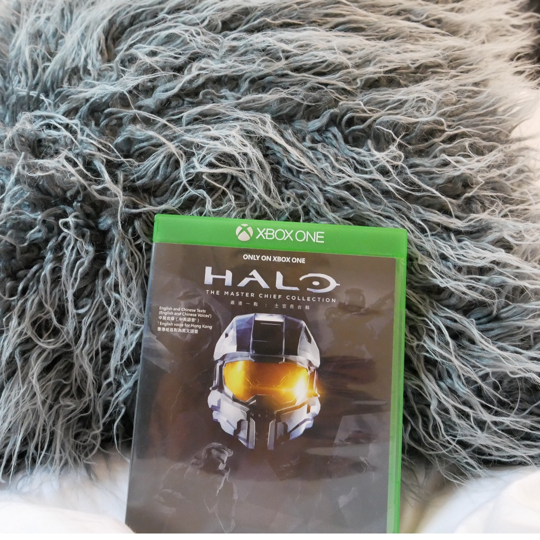 Halo The Master Chief Collection XBOX 1