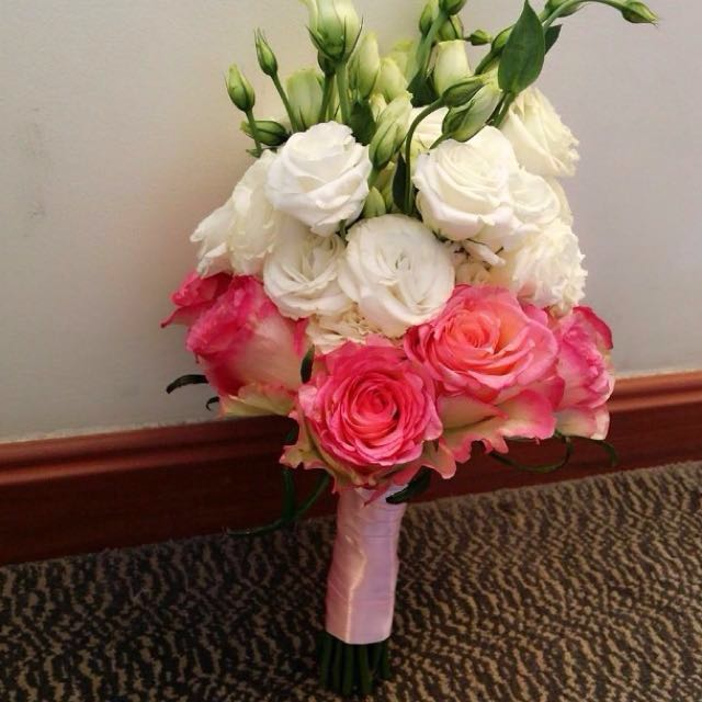 Hand Bouquet For Bridal