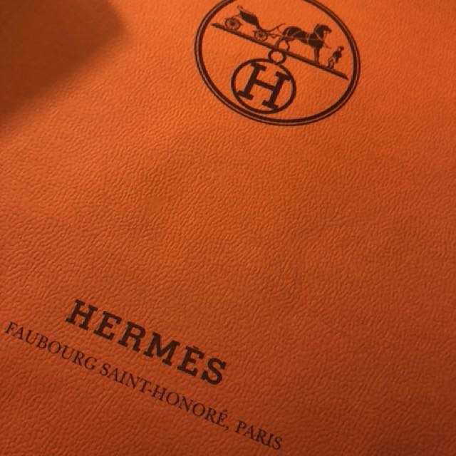 Hermès 紙袋(含各式精品紙袋)