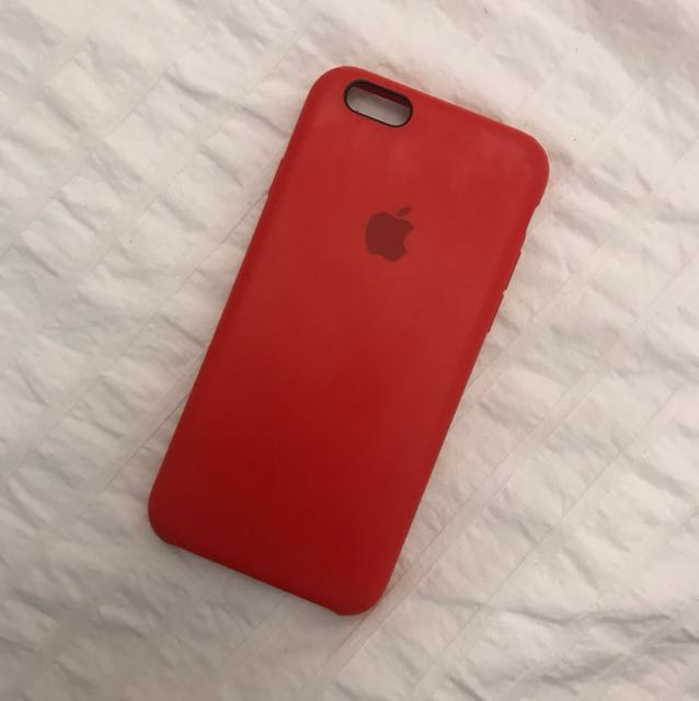 iPhone 6 Red Phone case