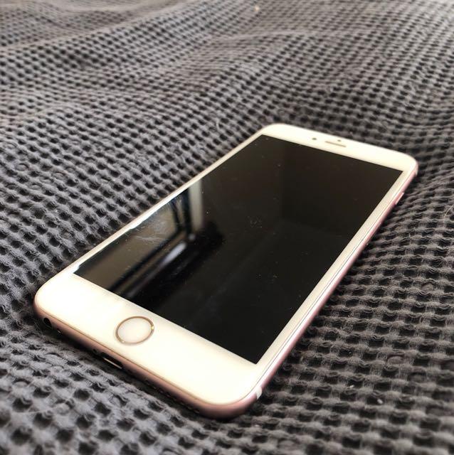 iPhone 6s rose gold 64gb UNLOCKED!