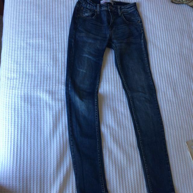 Just Jeans Dark Wash Denim Jeans