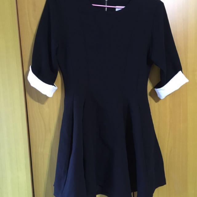Kashin 韓製短洋裝