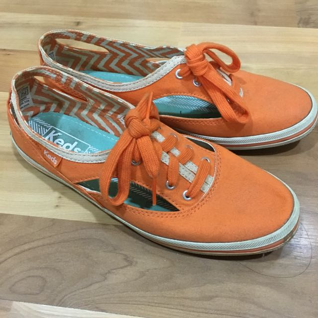 Keds Cut Out Sneakers