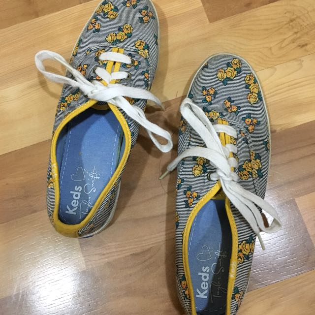 Keds x Taylor Swift sneakers
