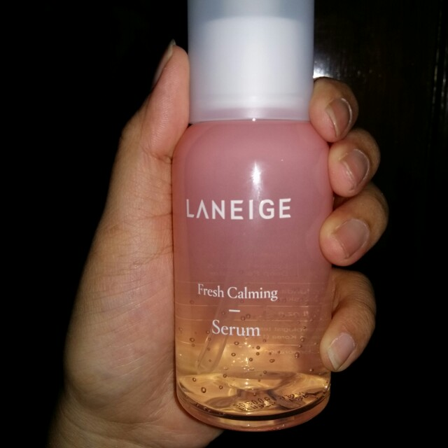 Laneige fresh calming serum 100% ori