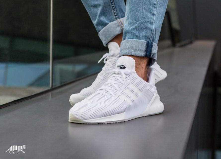 9f73f111c6c LAST SIZE SALE!!) Adidas Climacool 02 17 Triple White